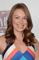 HOLLYWOOD, CA - JULY 20: Kaitlyn Black at the opening of 'Cabaret' at the Pantages Theatre on July 20, 2016 in Hollywood, California. Credit: David Edwards/MediaPunch