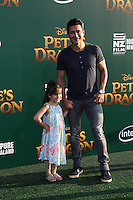 HOLLYWOOD, CA- AUGUST 8:  Mario Lopez at the Disney premiere of 'Pete's Dragon' at El Capitan Theater in Hollywood, California, on August 8, 2016. Credit: David Edwards/MediaPunch