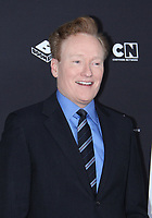 NEW YORK, NY - MAY 16: Conan O'Brien at Turner Upfront 2018 at Madison Square Garden in New York. May 16, 2018 Credit:/RW/MediaPunch