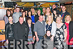 Engagement Party: Joseph Spillane, Castlegregory & Tracy Kelly, Ballybunion celebrating their engagement with family & friends at The Exchange Bar, Ballybunion on Saturday night last.