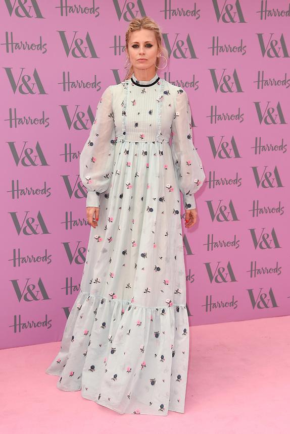 Laura Bailey<br /> arriving for the V&A Summer Party 2018, London<br /> <br /> ©Ash Knotek  D3410  20/06/2018
