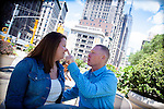 Kate Gianetto and Jeff McGee's Engagment Portraits