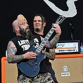 Jun 13, 2009: DOWN live at Download Festival UK
