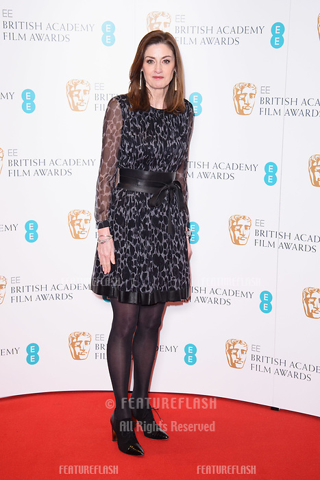 Amanda Berry at the photocall for EE British Academy Film Awards Nominations Announcement, London, UK. <br /> 09 January  2018<br /> Picture: Steve Vas/Featureflash/SilverHub 0208 004 5359 sales@silverhubmedia.com