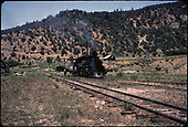 D&amp;RGW #478 possibly near Gato.<br /> D&amp;RGW  Gato (Pagosa Junction), CO