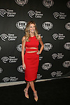 Erin Andrews  Attends FOX Sports 1 celebrates the official Thursday Night Super Bash at Time Warner Cable Studios. Hosts Michael Strahan and Erin Andrews Superbowl week, NY