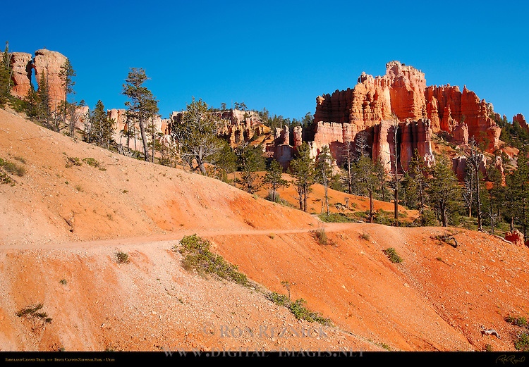 Fairyland Canyon Trail, Bryce Canyon National Park, Utah