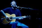 Eric Clapton. The Royal Albert Hall circa 1995