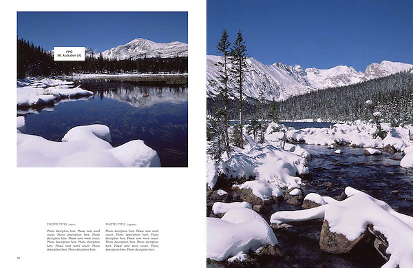 Private, photo tours of Indian Peaks by John.<br />