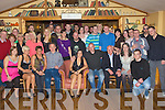 VOYAGE: A farewell party was held in Stokers Bar & Restaurant, Tralee on Saturday night for Hazel Tough and John Dalton,(Tralee) as they head off to Australia on 27th of May 2009, by their family and friends..