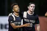 2016.09.27 - NCAA MS - Wake Forest vs Davidson