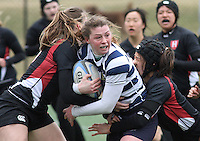 Penn State women's rugby/Harvard-Radcliffe 2014