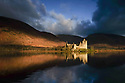 Kilchurn Castle and Glen Coe, Highlands, Scotland, 2019