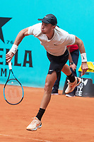 Croatian Borna Coric during Mutua Madrid Open 2018 at Caja Magica in Madrid, Spain. May 08, 2018. (ALTERPHOTOS/Borja B.Hojas) /NortePhoto.com