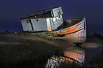 Point Reyes Shipwreck in Inverness CA.