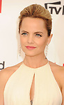 LOS ANGELES, CA - JUNE 07: Mena Suvari arrives at the 40th AFI Life Achievement Award honoring Shirley MacLaine at Sony Pictures Studios on June 7, 2012 in Los Angeles, California.