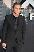 London, UK. 9 May 2016. Actor Ben Hardy (Angel) attends the X-Men: Apocalypse - Global Fan Screening at the BFI Imax cinema in London.