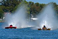 "Tom Thompson, GP-525 ""Fat Chance"", Scott Liddycoat, GP-93 ""Renegade""              (Grand Prix Hydroplane(s)"
