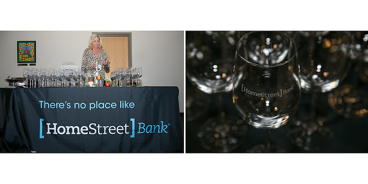 HomeStreet Bank was one of the sponsors of the KITH Dinner Fundraiser.