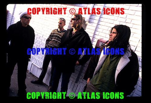 Tool; Circa 1990's Lallopolooza.Photo Credit: Eddie Malluk/AtlasIcons.com