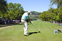Bill Haas (USA) on the 12th during the 5th round at the WGC Dell Technologies Matchplay championship, Austin Country Club, Austin, Texas, USA. 25/03/2017.<br /> Picture: Golffile | Fran Caffrey<br /> <br /> <br /> All photo usage must carry mandatory copyright credit (&copy; Golffile | Fran Caffrey)