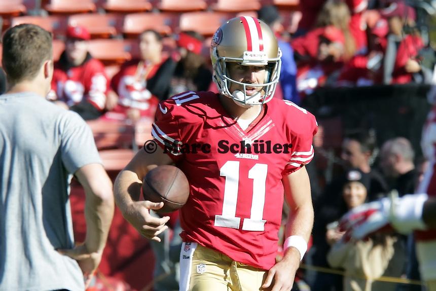 QB Alex Smith (49ers)