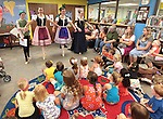 Dancers from the Giselle   during storytime at the Carson City Library on Wednesday, July 25, 2012. .Photo by Cathleen Allison