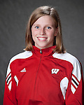 2010-11 UW Swimming and Diving Team - Laura Miller. (Photo by David Stluka)