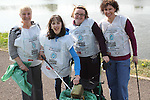 Anita Hoey, Leonie Carr, Carol White and Karen Vorster at the National Spring Clean of the Ramparts with Malta Services....(Photo credit should read Jenny Matthews www.newsfile.ie)....This Picture has been sent you under the conditions enclosed by:.Newsfile Ltd..The Studio,.Millmount Abbey,.Drogheda,.Co Meath..Ireland..Tel: +353(0)41-9871240.Fax: +353(0)41-9871260.GSM: +353(0)86-2500958.email: pictures@newsfile.ie.www.newsfile.ie.
