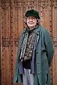 Penelope Lively, Booker Prize winning novelist  at The Financial Times Weekend  Oxford Literary Festival 2018. CREDIT Geraint Lewis