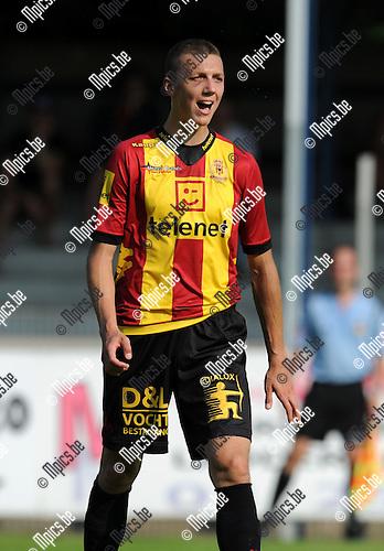 2013-07-07 / Voetbal / seizoen 2013-2014 / Rupel-Boom - KV Mechelen / Seweryn Michalski<br /><br />Foto: Mpics.be