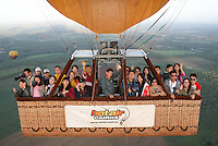 20131220 December 20 Hot Air Balloon Cairns
