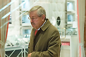 Governor Terry Branstad (Republican of Iowa) arrives for a scheduled meeting with United States President-elect Donald Trump, at Trump Tower in New York, NY, USA on December 6, 2016. <br /> Credit: Albin Lohr-Jones / Pool via CNP