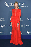 LONDON, UK. October 09, 2018: Storm Keating arriving for the 2018 IWC Schaffhausen Gala Dinner in Honour of the BFI at the Electric Light Station, London.<br /> Picture: Steve Vas/Featureflash