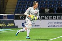 Torwart Leon Bätge (Eintracht Frankfurt)- 10.11.2016: FSV Frankfurt vs. Eintracht Frankfurt, Frankfurter Volksbank Stadion