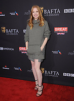 JAN 06 2018 BAFTA Tea Party