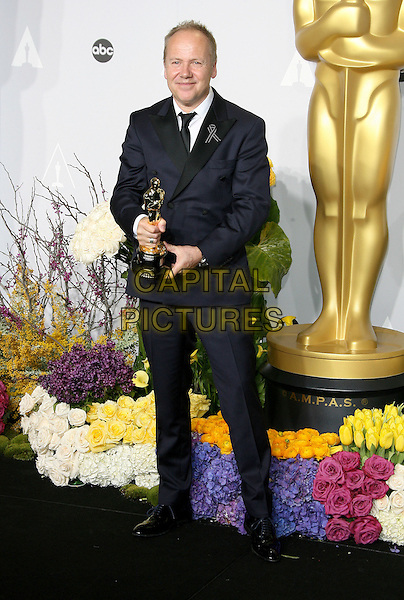 02 March 2014 - Hollywood, California - Glenn Freemantle. 86th Annual Academy Awards held at the Dolby Theatre at Hollywood &amp; Highland Center. <br /> CAP/ADM<br /> &copy;AdMedia/Capital Pictures