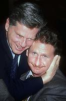 Robert Morse Rene Auberjenois 1989<br /> Photo By Adam Scull/PHOTOlink.net