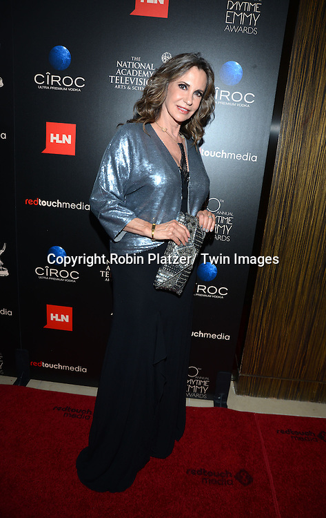 Jess Walton attends The 40th Annual Daytime Emmy Awards on<br />  June 16, 2013 at the Beverly Hilton Hotel in Beverly Hills, California.