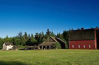 Annand Rowlatt Farmstead Campbell Valley Park Langley B.C.