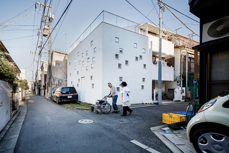 Tokyo, October 11 2013 -  Room room by Takeshi Hosaka.