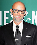 "Moby promotes ""Destroyed"" New York September 7, 2011"