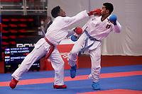 Karate 2018 Karate 1 Serie A Santiago -67 Kg.