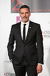 Roberto Enriquez attends the `Union de actores Awards´ ceremony in Madrid, Spain. March 14, 2016. (ALTERPHOTOS/Victor Blanco)