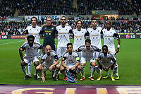 Thursday 24 October 2013  <br /> Pictured: <br /> Re:UEFA Europa League, Swansea City FC vs Kuban Krasnodar,  at the Liberty Staduim Swansea