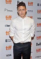 "05 September 2019 - Toronto, Ontario Canada - Joey Klein. 2019 Toronto International Film Festival - ""Castle In The Ground"" Premiere held at TIFF Bell Lightbox. <br /> CAP/ADM/BPC<br /> ©BPC/ADM/Capital Pictures"