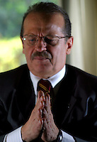 Sao Paulo_SP, Brasil...Retrato do ministro da educacao Tarso Genro...Brazilian Minister of Education Tarso Genro...Foto: LEO DRUMOND / NITRO