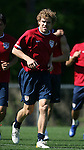 12 May 2006: Chris Albright. The United States' Men's National Team trained at SAS Soccer Park in Cary, NC, in preparation for the 2006 FIFA World Cup tournament to be played in Germany from June 9 through July 9, 2006.