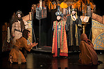 "Theater play of ""La Conquista de Jerusalem"" at Sala Arapiles in Madrid. May 12, 2016. (ALTERPHOTOS/Borja B.Hojas)"