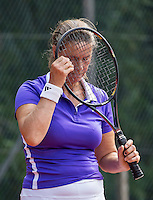 Etten-Leur, The Netherlands, August 27, 2016,  TC Etten, NVK, Marianne Troost-van der Torre (NED)<br /> Photo: Tennisimages/Henk Koster